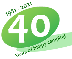 40 Years of Happy Camping