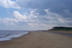 <b>Local Area Photo:</b><br>Covehithe