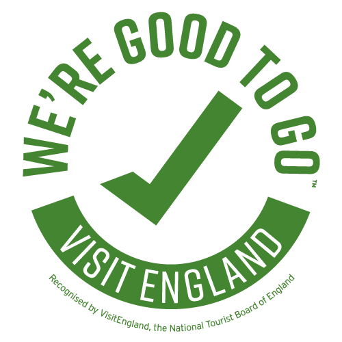 Visit Britain We're Good To Go Certification