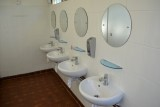 <b>Campsite Photo:</b><br>Refurbished Toilet Block Sinks (Ladies)